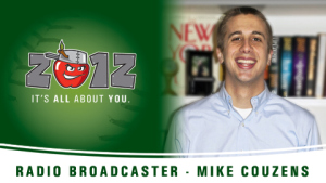 Fort Wayne TinCaps' Mike Couzens