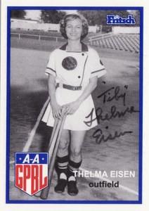 """Thelma """"Tiby"""" Eisen"""